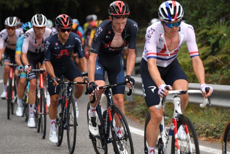 Tour d'Italie - Tosatto d'INEOS Grenadiers : «Le Giro est encore long»