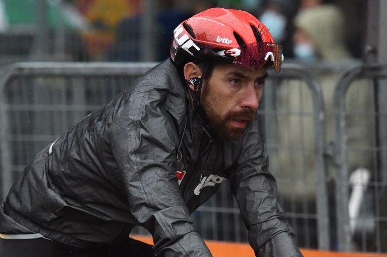 Tour d'Italie - Thomas De Gendt voulait faire perdre Einer Rubio !