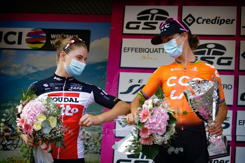 Transfert - Lotte Kopecky va rejoindre la formation CCC-Liv en 2021