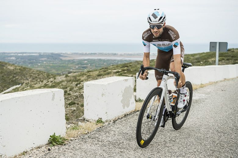 Tour d'Italie - Vendrame : «À 300 mètres de prendre la 2e place...»