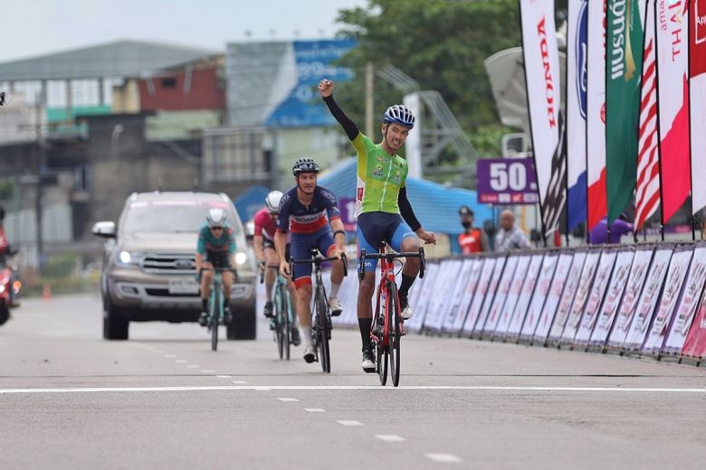 Tour de Thaïlande - Sirironnachai devance encore Midey et Holler
