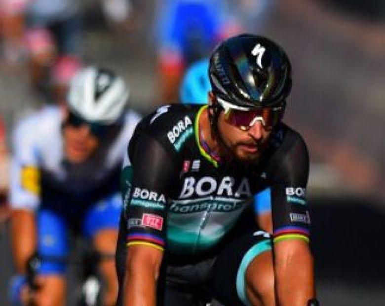 Tour d'Italie - Peter Sagan : «Ce n'était encore pas le bon jour»