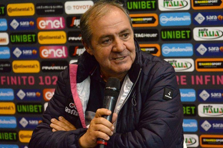 Tour d'Italie - Mauro Vegni : «On essaye de maintenir une bulle»