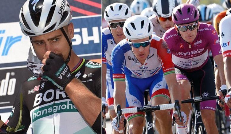 Tour d'Italie - Sagan : «Démare et Groupama-FDJ n'ont pas de cran ?»
