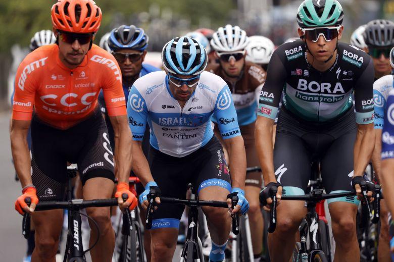 Tour d'Italie - Rudy Barbier n'a pas pris le départ de la 9e étape