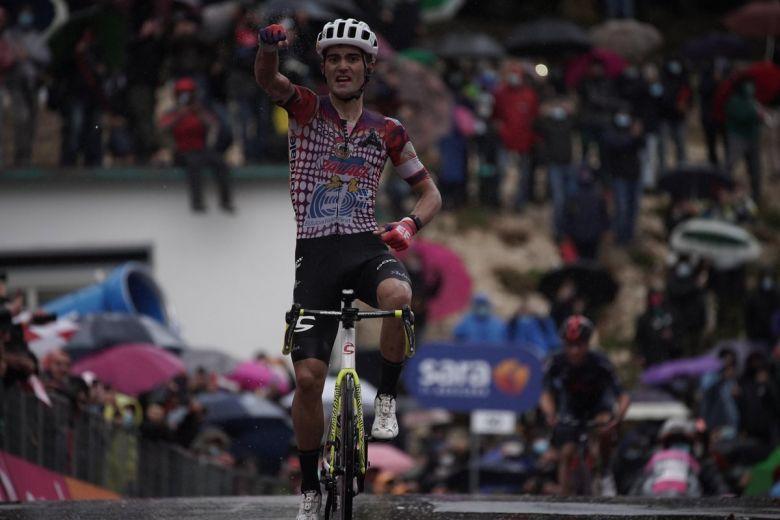 Tour d'Italie - Guerreiro l'étape, Nibali et Kruijswijk calent un peu