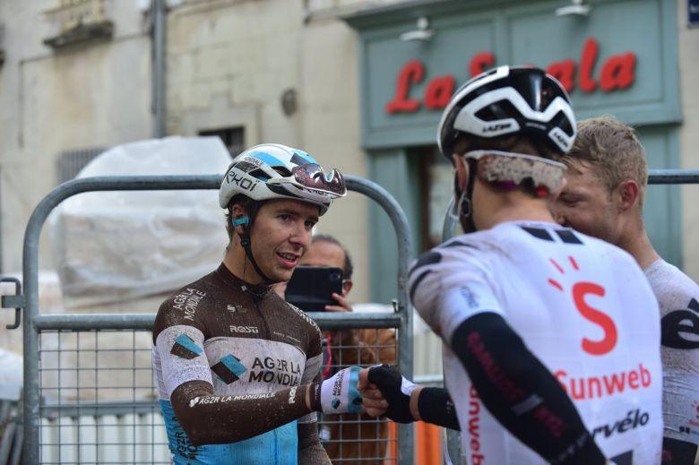 Paris-Tours - Cosnefroy : «Je voulais ramener cette victoire...»