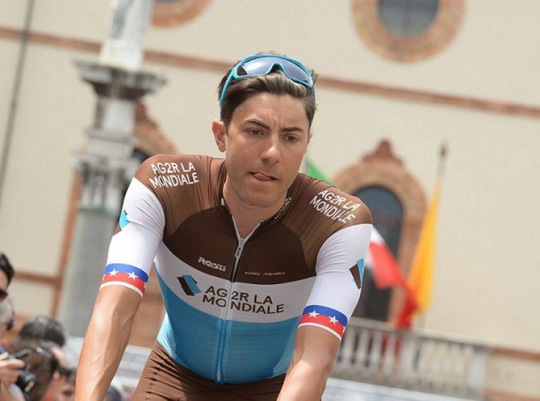 Tour d'Italie - Larry Warbasse : «Guerreiro a couru comme un idiot»