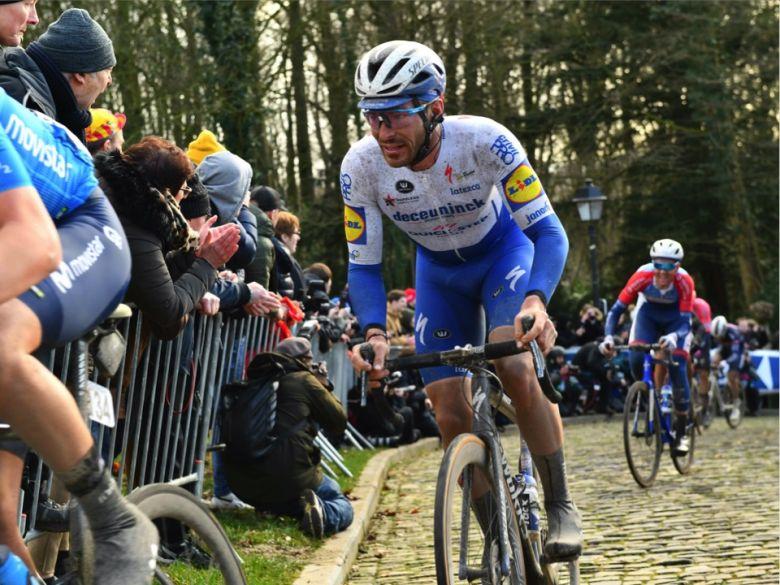 Gand-Wevelgem - Florian Sénéchal, 2e : «Content de ce résultat»