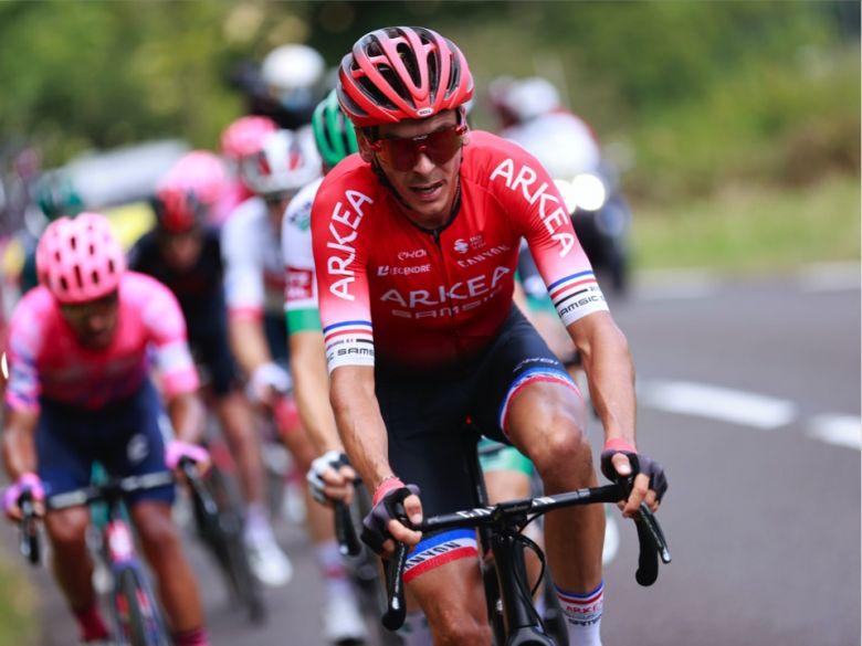 Paris-Tours - Cinquième, Barguil boucle sa saison sur une «bonne note»