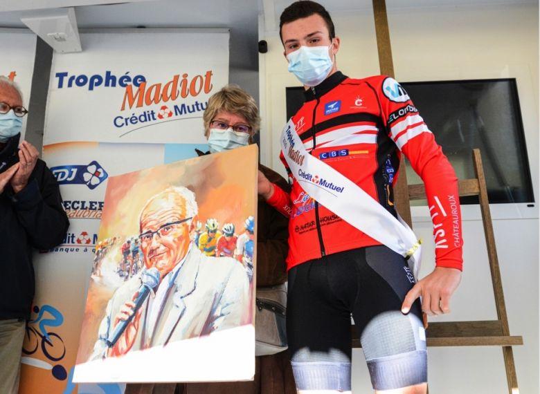 Trophée Madiot - Noa Isidore conclut, Delaunay s'adjuge le général
