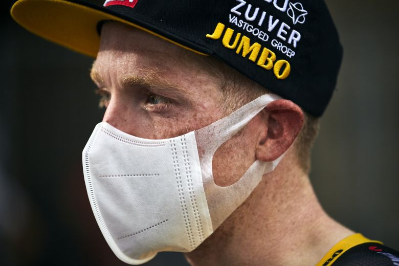 Tour d'Italie - Positif au Covid-19, Kruijswijk doit quitter le Giro !