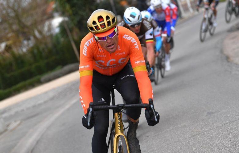 Tour des Flandres - Van Avermaet : «Je n'ai pas encore jeté l'éponge»