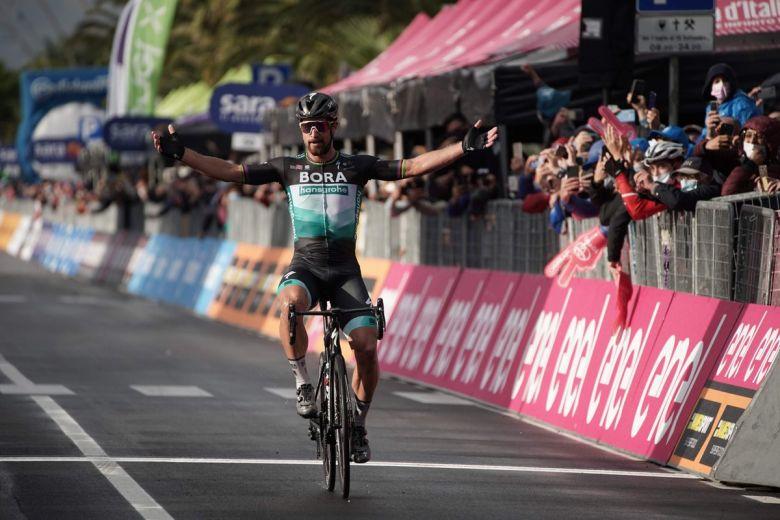 Tour d'Italie - L'incroyable numéro de Peter Sagan, Fuglsang perd gros