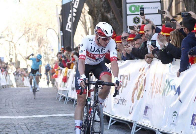Tour d'Italie - Brandon McNulty : «Deuxième, c'est incroyable»