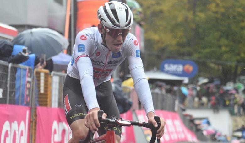 Tour d'Italie - Harm Vanhoucke a craqué : «Je m'attendais à ça...»