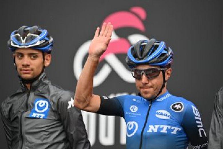 Tour d'Italie - Domenico Pozzovivo : «Je me suis senti très bien»