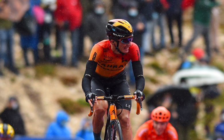 Tour d'Italie - Pello Bilbao : «Au moins on a essayé quelque chose»