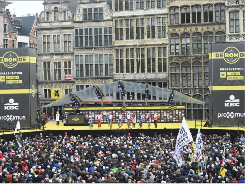 Tour des Flandres - Le Ronde : «Restez chez vous et regardez la télé»