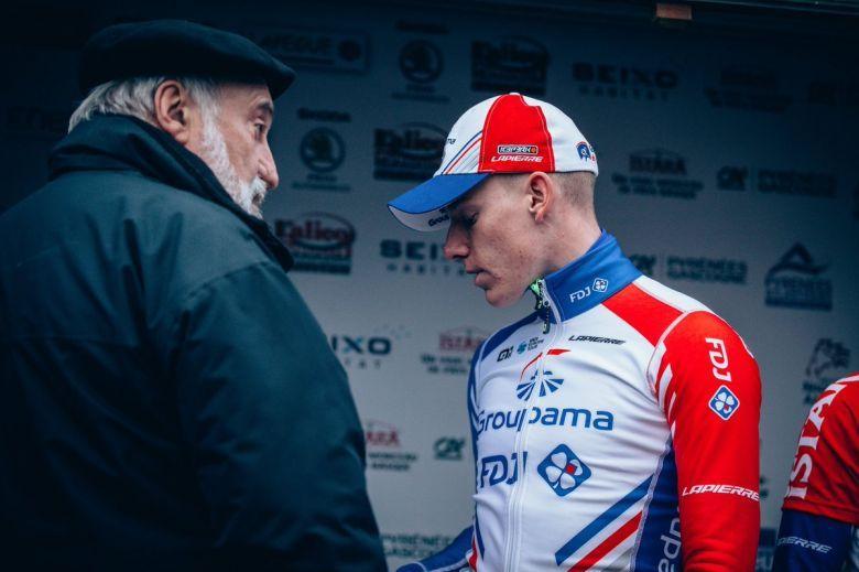 GP Escaut - Jake Stewart : «J'aborde la course en toute humilité»