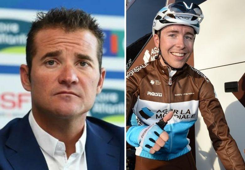 Route - Voeckler : «Benoît Cosnefroy est un formidable puncheur»