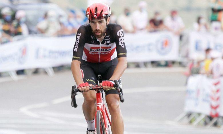Tour d'Italie - Thomas De Gendt : «On commence à se sentir en danger»