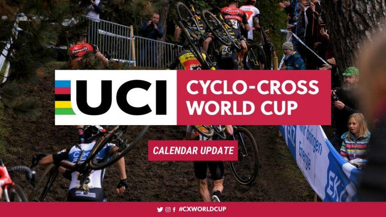 Cyclo-cross - Le calendrier de la Coupe du Monde de Cyclo-Cross !