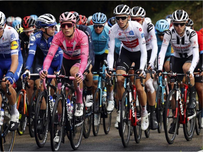 Tour d'Italie - Sereine, Sunweb attend avec «impatience ce week-end»