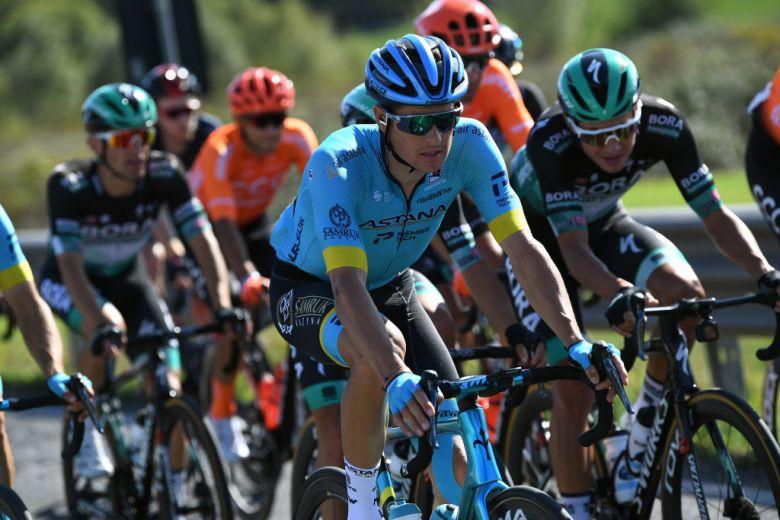Tour d'Italie - Fuglsang : «Plus difficile que ça en avait l'air»