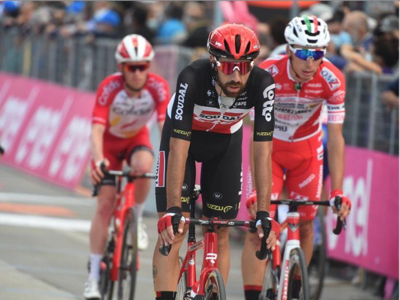Tour d'Italie - De Gendt a fait son mea-culpa : «J'ai parlé trop vite»