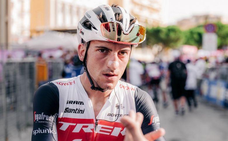 Tour d'Italie - Ciccone abandonne, Nibali a perdu un précieux équipier
