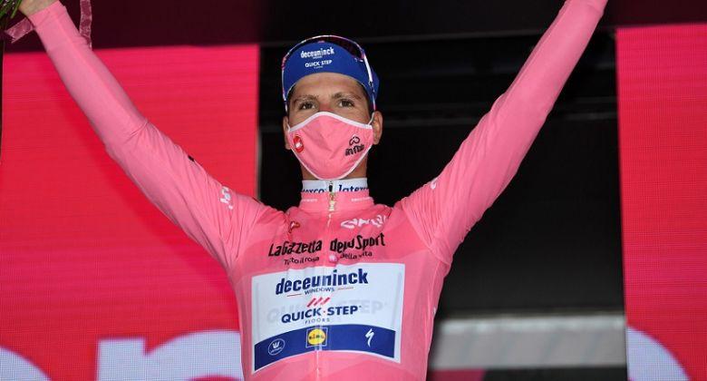 Tour d'Italie - Almeida : «Je ne sais pas si je peux gagner le Giro»