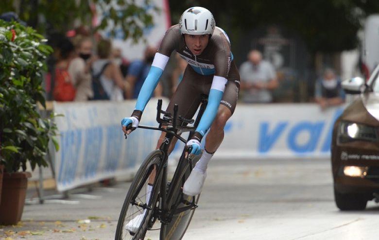 Tour d'Italie - Paret-Peintre : «Jamais fait un chrono aussi long»