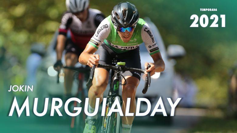 Transfert - Jokin Murguialday promu chez Caja Rural-Seguros RGA