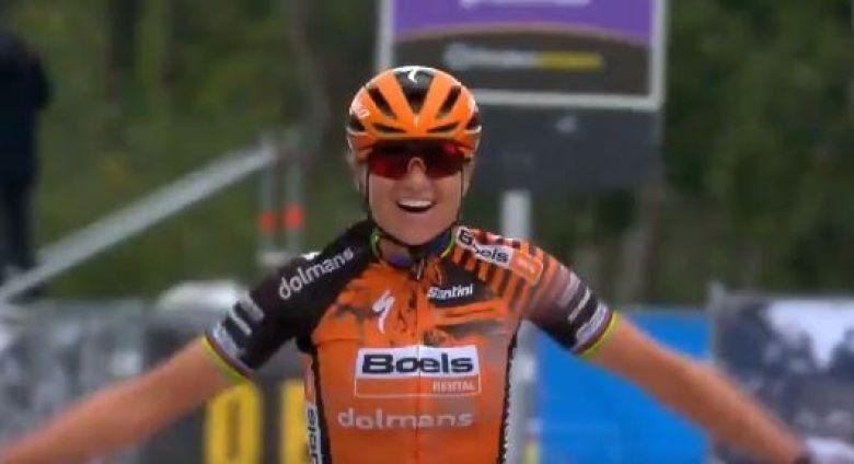 Tour des Flandres (F) - Chantal van den Broek-Blaak s'offre le Ronde