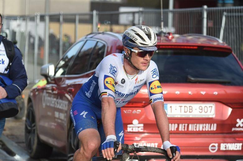 Tour des Flandres - Lampaert : «La course s'est finie en un instant»
