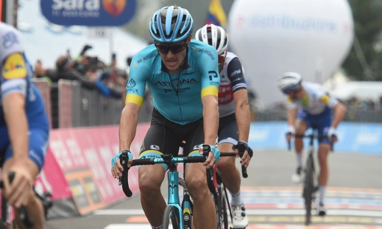 Tour d'Italie - Martinelli de Astana : «Les jeunes sont plus forts»
