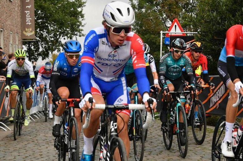 Tour des Flandres - Madouas «vraiment satisfait», Stefan Küng «malade»