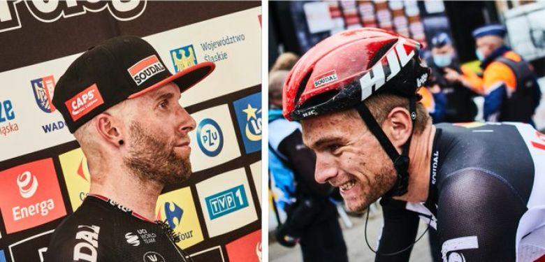 Route - Lotto Soudal prolonge Tosh Van der Sande et Tomasz Marczynski