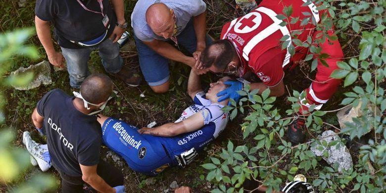 Tour de Lombardie - L'affaire Evenepoel a été classée sans suite