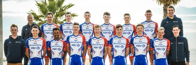 Route - L'effectif de la Conti Groupama-FDJ pour la saison 2021
