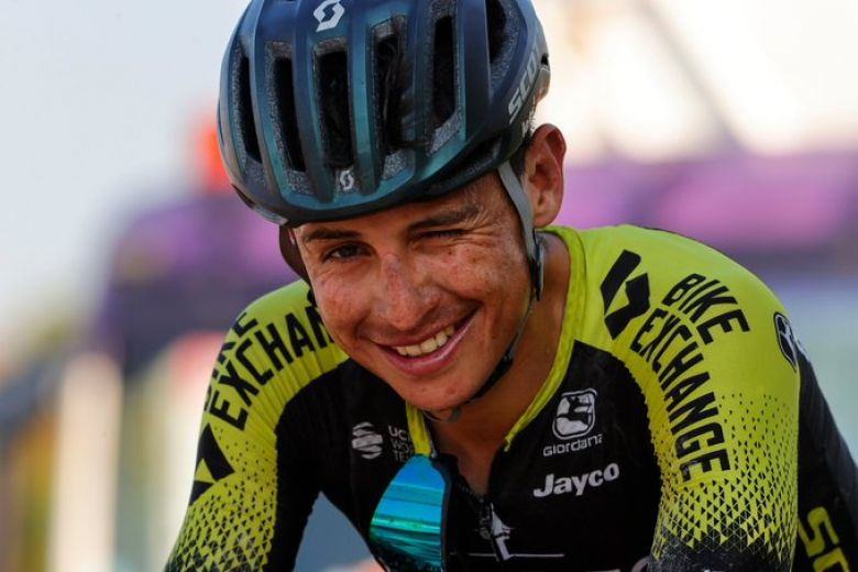 Tour d'Espagne - Esteban Chaves 4e : «Je devais courir intelligemment»