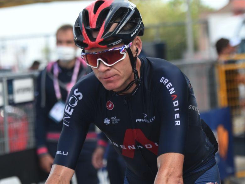 Tour d'Espagne - Chris Froome : «Je vais faire tout ce que je peux...»