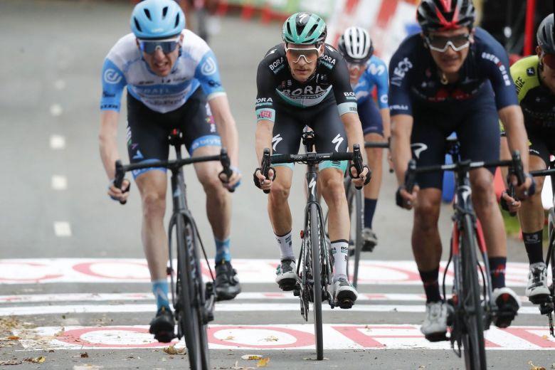 Tour d'Espagne - Felix Grossschartner, 5e : «Je peux être satisfait»