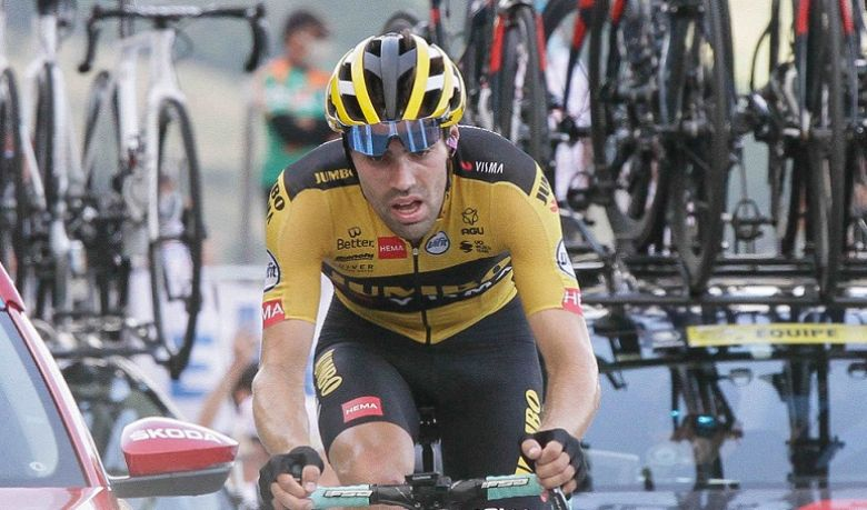 Cyclisme. Roglic, premier leader du Tour d'Espagne, Gaudu craque