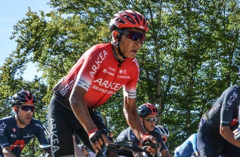 Route - Nairo Quintana opéré des deux genoux à Lyon ce mercredi