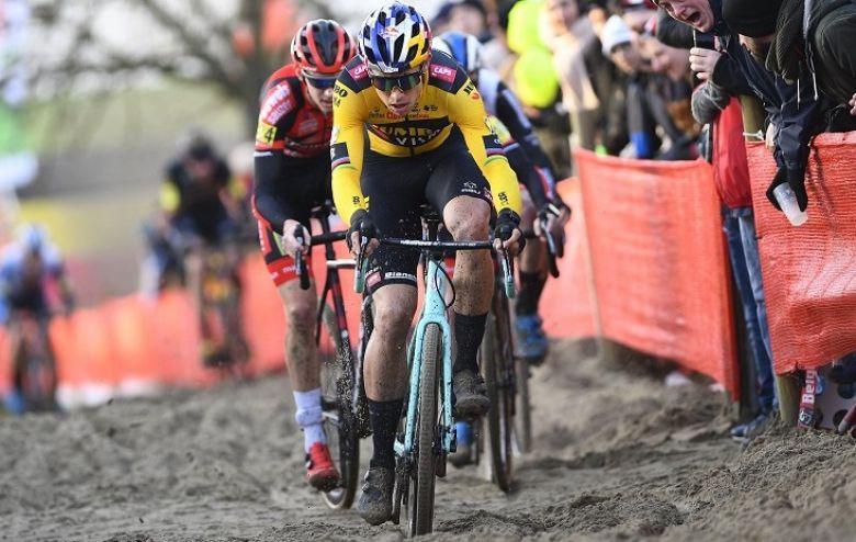 Cyclo-cross - Wout Van Aert va lancer sa saison le 28 novembre