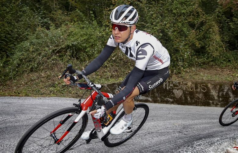Tour d'Italie - Kelderman : «Almeida était tout simplement trop bon»
