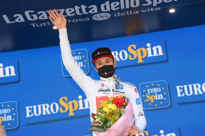 Tour d'Italie - Jai Hindley : «Je n'avais aucune raison d'attaquer»