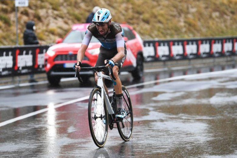 Tour d'Italie - Paret-Peintre : «Une étape vraiment difficile»
